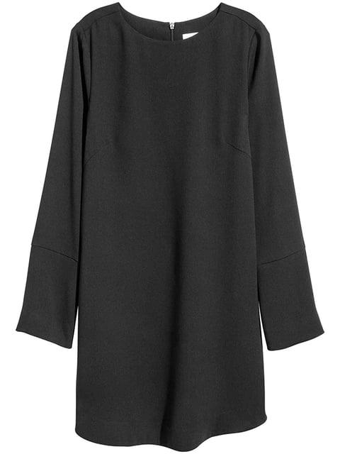 Платье черное H&M 5173316