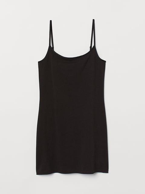 Топ черный H&M 5170591