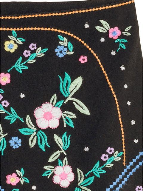 Юбка черная H&M 5170616