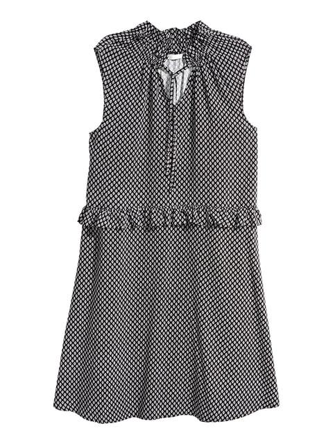 Платье черное H&M 5171030