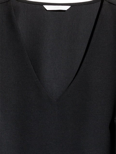 Блуза чорна H&M 5171121