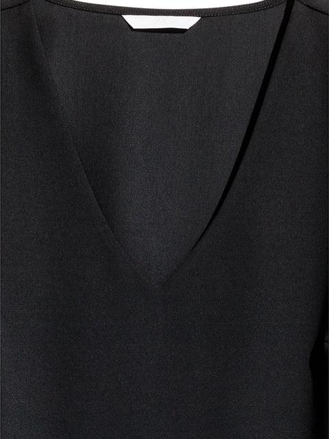 Блуза черная H&M 5171121