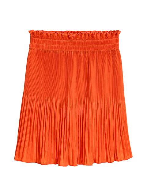 Юбка оранжевая H&M 5171141