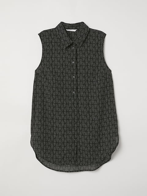 Блуза черная H&M 5171518