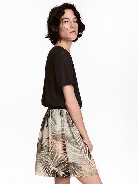 Юбка комбинированной расцветки H&M 5172045