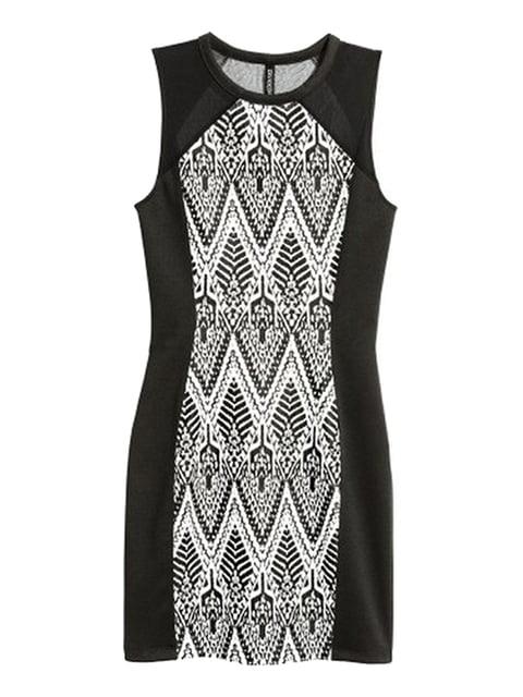 Платье черное H&M 5172272