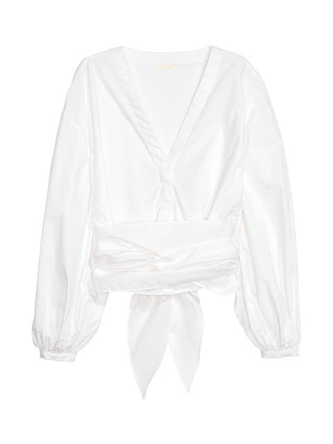 Блуза біла H&M 5172445