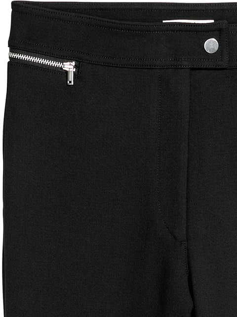 Штани чорні H&M 5172555
