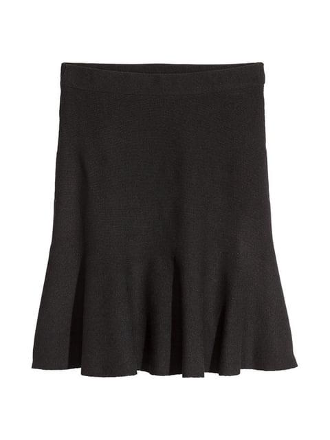 Юбка черная H&M 5172700
