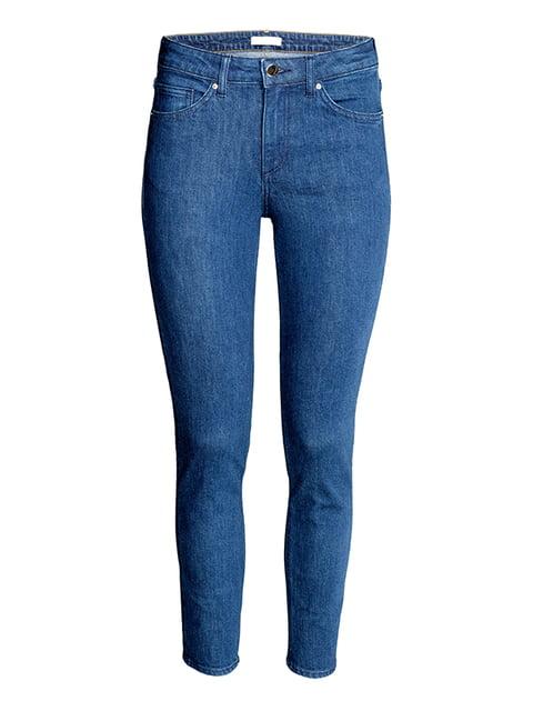 Джинсы синие H&M 5172943