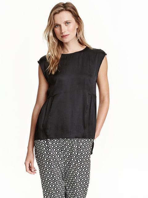 Блуза чорна H&M 5170674