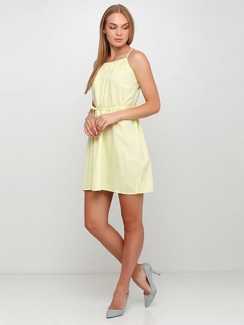 Сарафан лимонного цвета H&M 5170844
