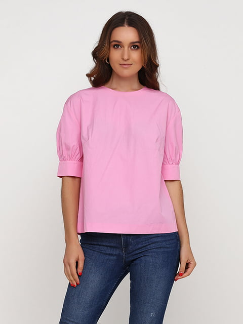Блуза розовая H&M 5171230