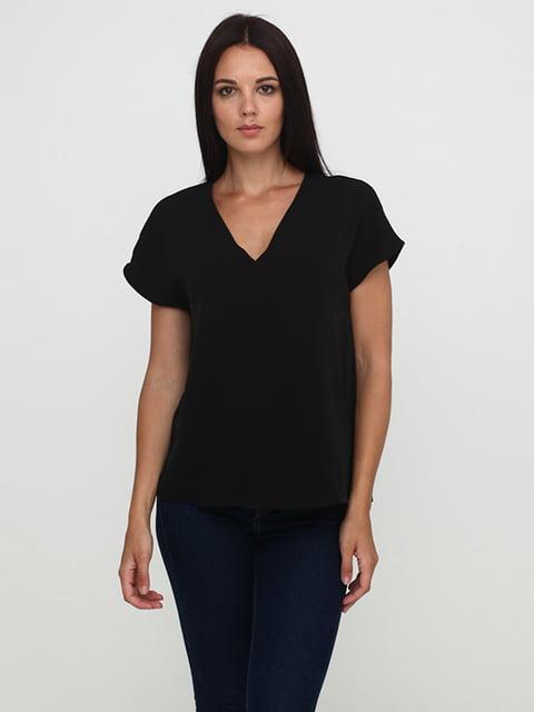 Блуза черная H&M 5171494