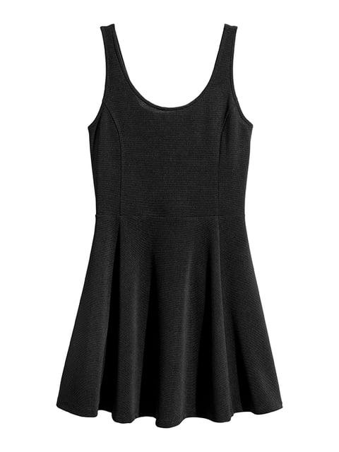 Платье черное H&M 5171572