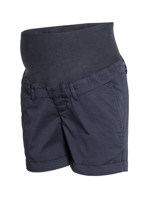 Шорты темно-синие H&M 5171678