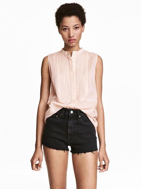 Блуза пудрового цвета H&M 5172384