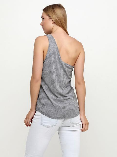 Топ серый H&M 5173038