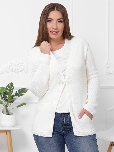 Кофта біла MarSe 5173929