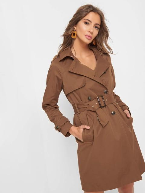Плащ коричневый Orsay 5175919
