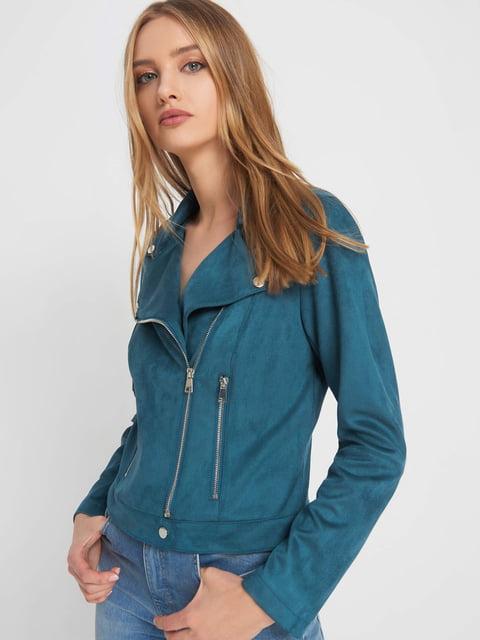 Куртка бірюзова Orsay 5168558