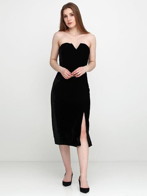 Платье черное H&M 5176169
