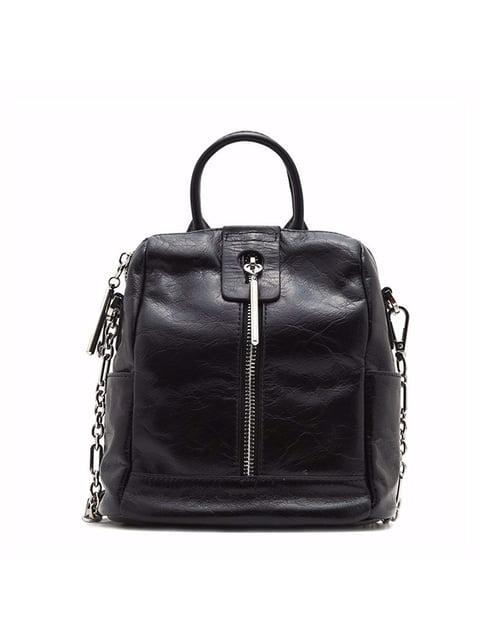 Рюкзак чорний Prego 5176771