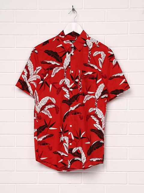 Рубашка красная H&M 5172124
