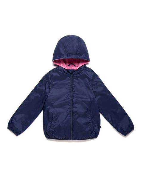 Куртка синя Benetton 5150880
