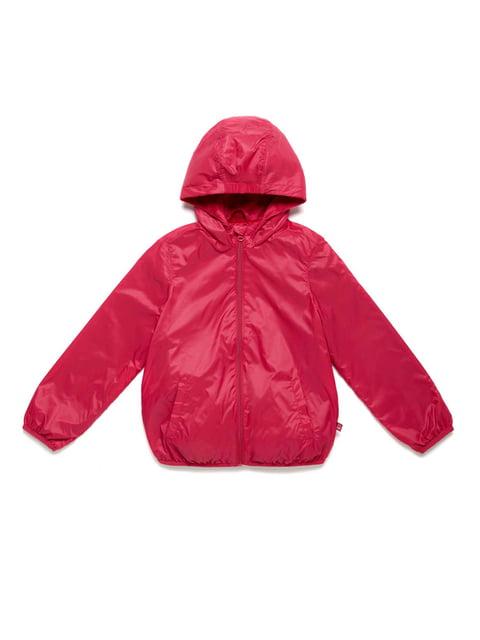 Куртка малинового кольору Benetton 5150881