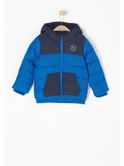 Куртка синя S.Oliver 5177170