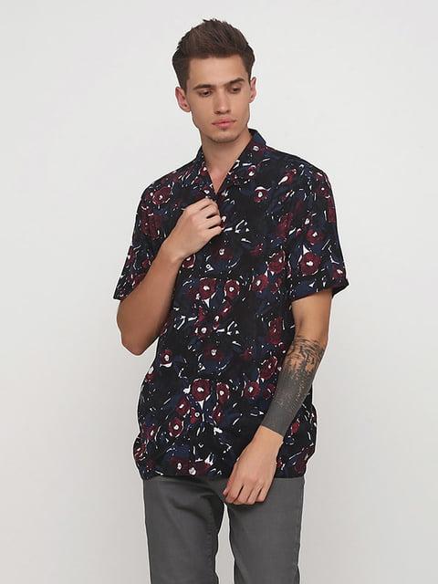 Рубашка комбинированной расцветки H&M 5171301