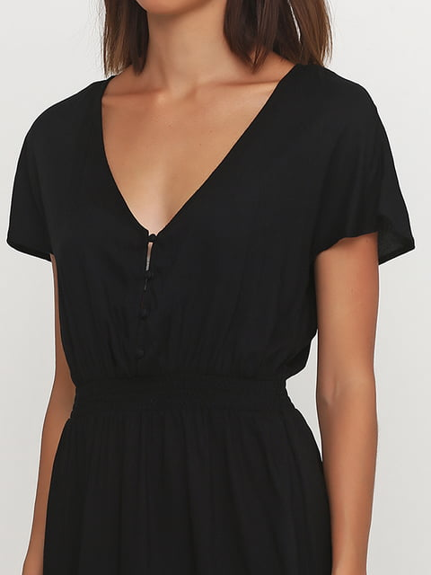 Платье черное H&M 5172364