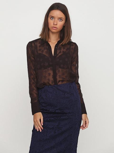 Блуза фиолетовая H&M 5172596