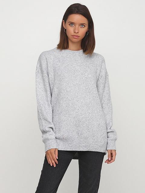 Джемпер серый H&M 5172636