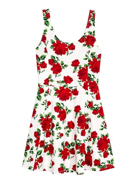 Платье белое H&M 5176263