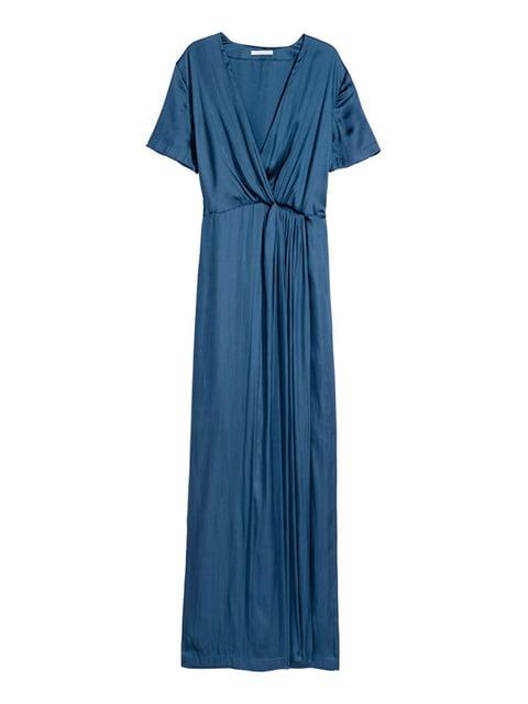 Платье синее H&M 5176429