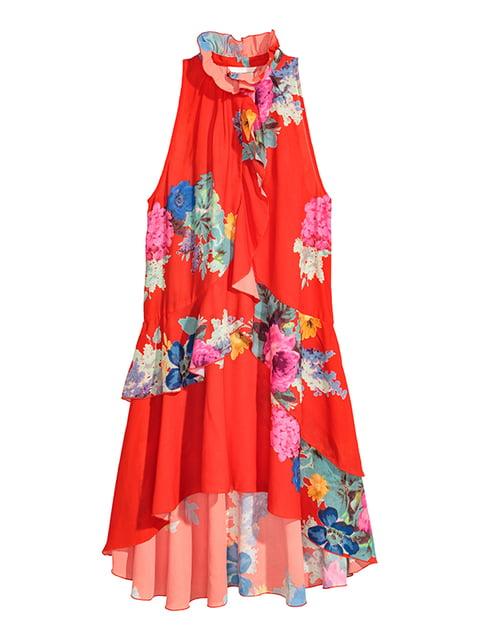 Платье красное H&M 5176563
