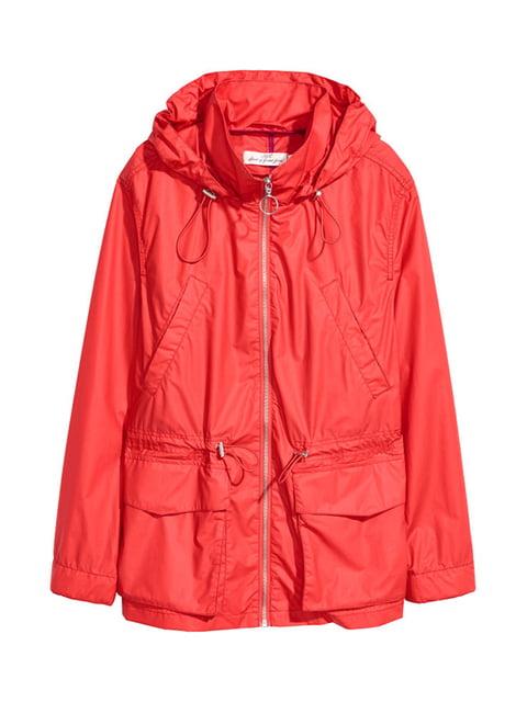 Ветровка красная H&M 5176729