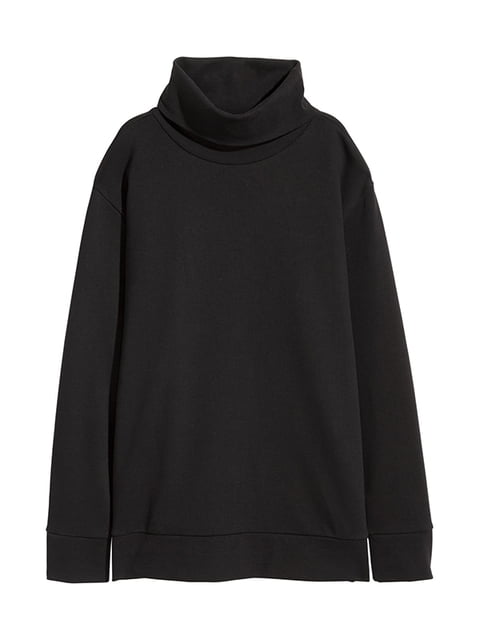 Толстовка черная H&M 5176730