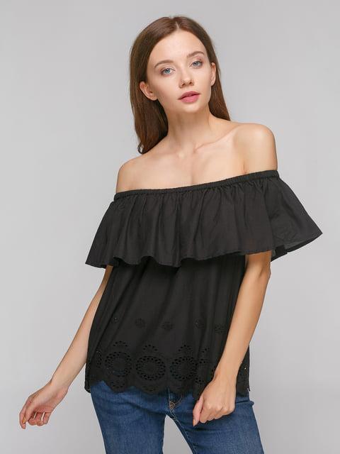 Блуза чорна Pimkie 4551800