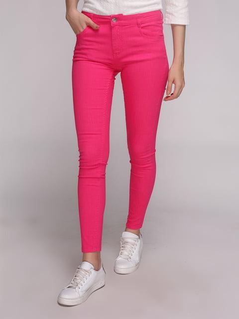 Штани рожеві Pimkie 3786690