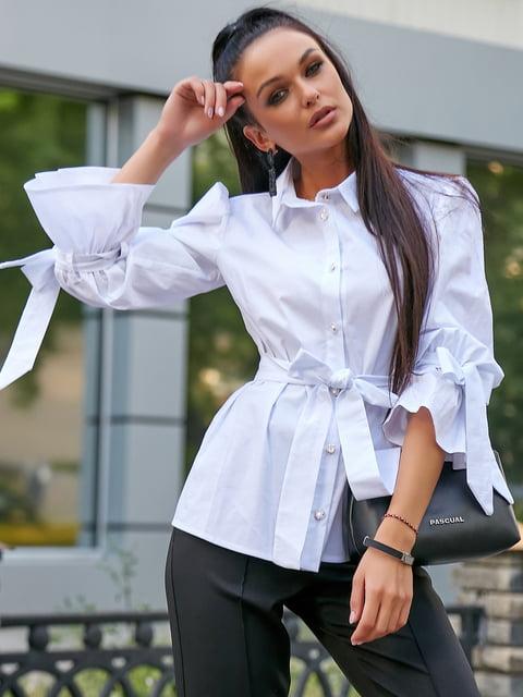 Рубашка белая Seventeen 5178765