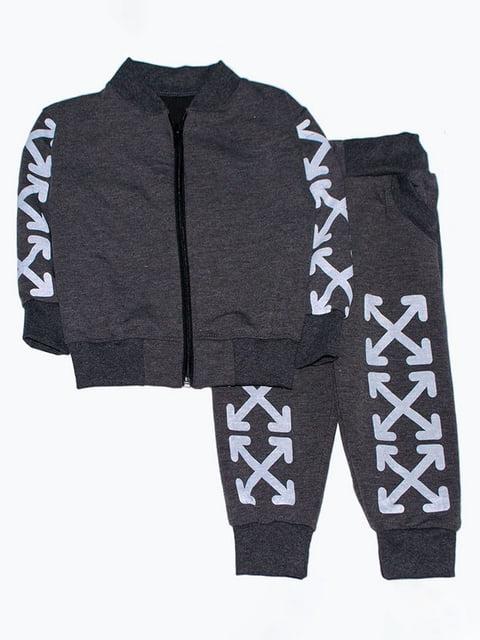 Костюм: штани та кофта Малыш 5179006