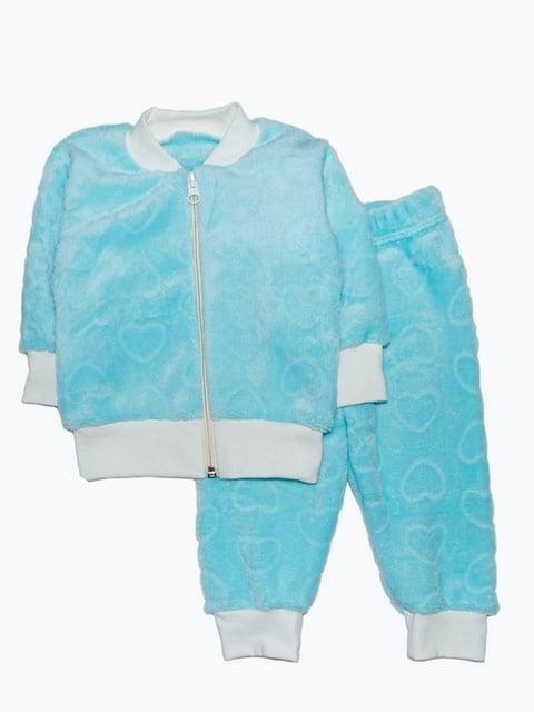 Костюм: штани та кофта Малыш 5179035