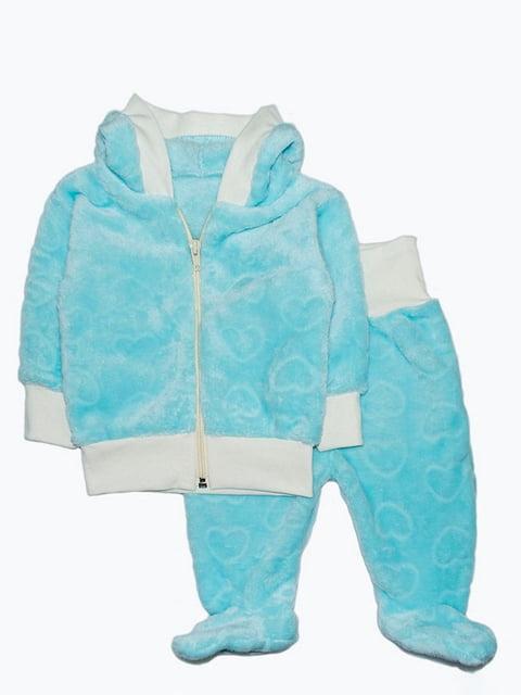 Костюм: штани та кофта Малыш 5179040