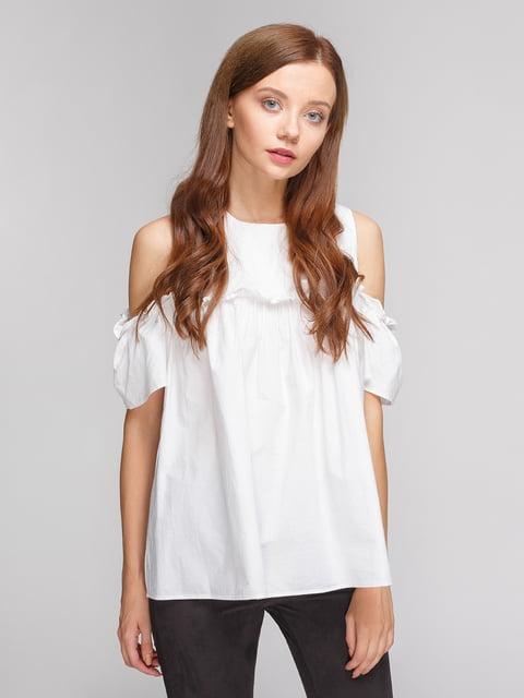 Блуза біла Pimkie 4871516
