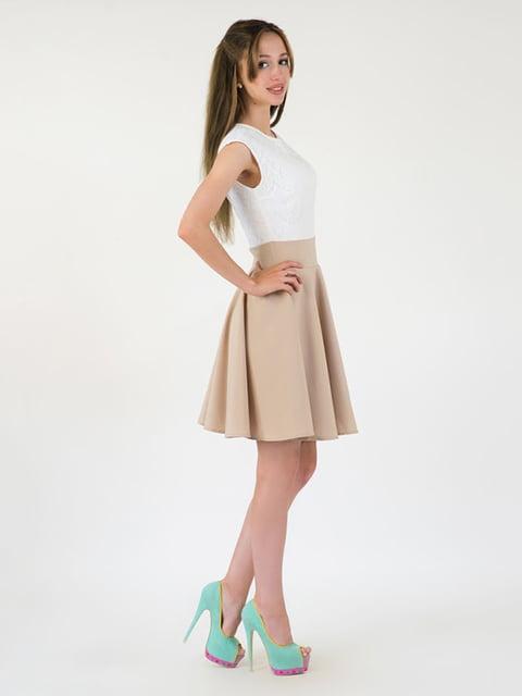 Платье двухцветное Podium 5035113
