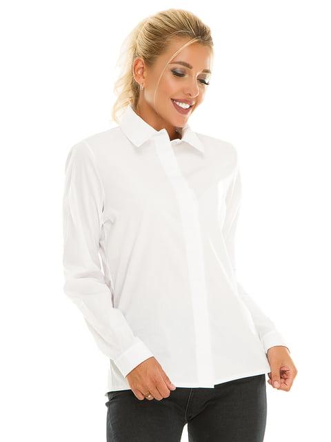 Рубашка белая Exclusive. 5181210