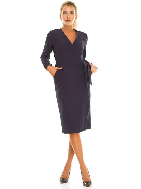 Платье темно-синее Exclusive. 5181221